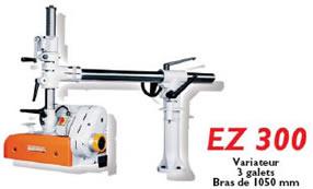 Entraineurs EZ300 / EZ400
